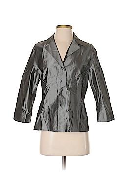 Finity 3/4 Sleeve Silk Top Size 8
