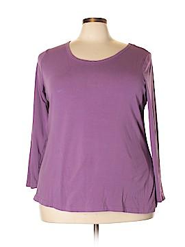 Avenue 3/4 Sleeve T-Shirt Size 22 - 24 Plus (Plus)