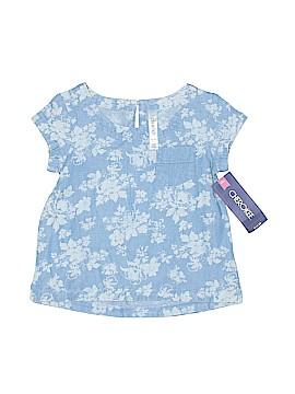Cherokee Short Sleeve Blouse Size 4 - 5