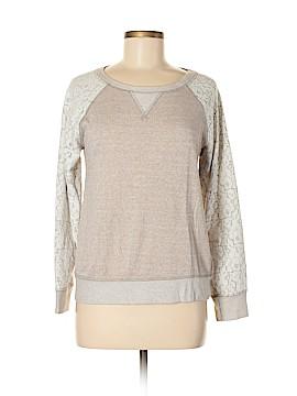 Olivia Moon Sweatshirt Size M