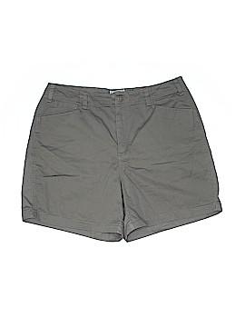 Essentials Khaki Shorts Size 16