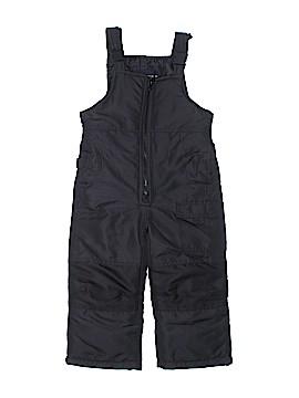 London Fog Snow Pants With Bib Size 4T