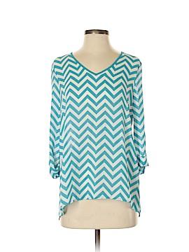 Kiara 3/4 Sleeve Blouse Size S
