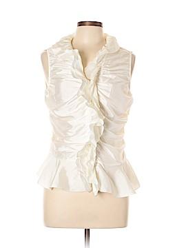 WD.NY Sleeveless Blouse Size 12