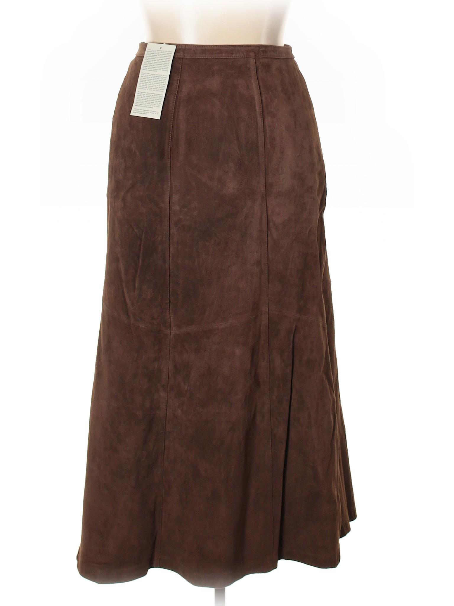 Boutique Boutique Skirt Leather Leather 1pPxnpU