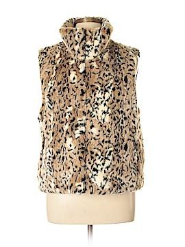 East 5th Faux Fur Vest Size XL