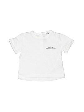 Petit Bateau Short Sleeve T-Shirt Size 12 mo