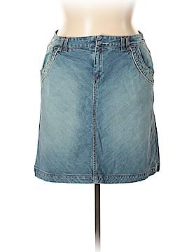 Tommy Hilfiger Denim Skirt Size 14