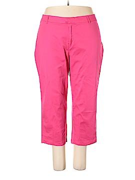 Jessica London Khakis Size 20 (Plus)