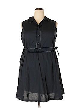 Simply Vera Vera Wang Casual Dress Size 1X (Plus)