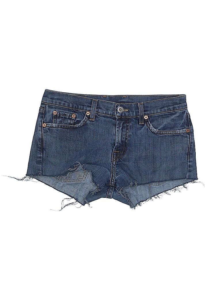 Lucky Brand Women Denim Shorts Size 4