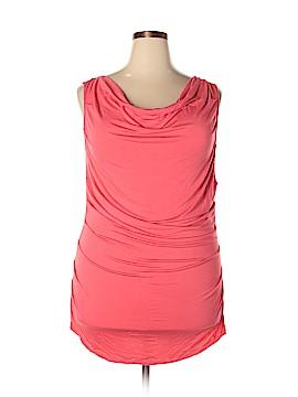 Tahari Sleeveless Top Size 1X (Plus)