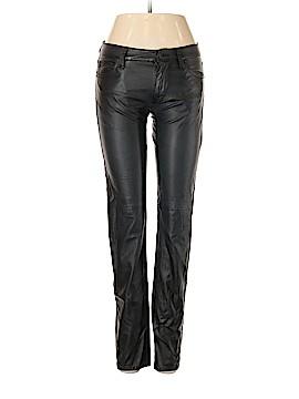 Denim & Supply Ralph Lauren Faux Leather Pants Size 26 (Plus)