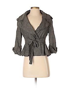 EMPHASIS Wool Blazer Size 0