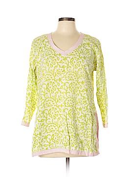Gretchen Scott Designs Long Sleeve Blouse Size L