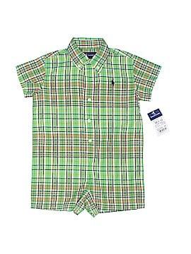 Ralph Lauren Short Sleeve Outfit Size 18 mo