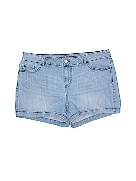 Elle Denim Shorts Size 16