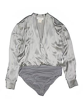 Escada by Margaretha Ley Long Sleeve Silk Top Size 44 (EU)