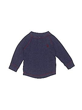 U.S. Polo Assn. Long Sleeve Henley Size 2T