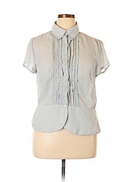 Rena Rowan Short Sleeve Blouse Size 16