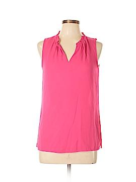 Rose & Olive Sleeveless Blouse Size S