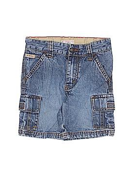 Levi Strauss Signature Denim Shorts Size 2T