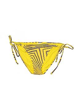 Island Soul Swimwear Swimsuit Bottoms Size L
