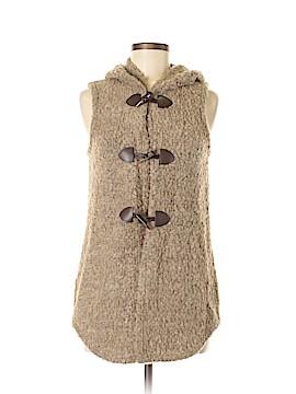 Saks Fifth Avenue Faux Fur Vest Size S