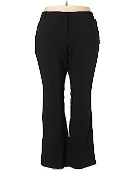 Roz & Ali Dress Pants Size 18 (Plus)
