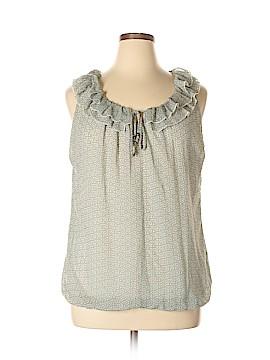 DressBarn Sleeveless Blouse Size XL