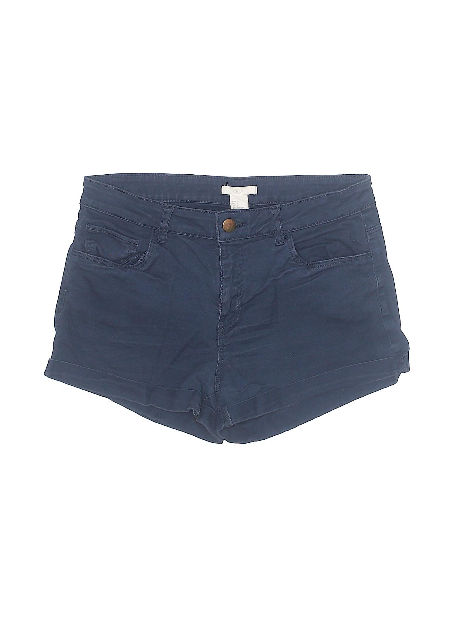 Denim Shorts amp;M Boutique leisure H qwHFzt4