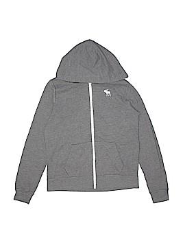 Abercrombie Zip Up Hoodie Size 13 - 14
