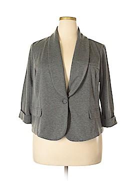 Jaclyn Smith Blazer Size 1X (Plus)
