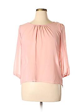 A. Byer 3/4 Sleeve Blouse Size XL