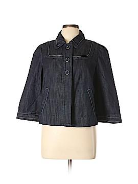 Ann Taylor LOFT Denim Jacket Size 10