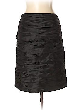 Teri Jon by Rickie Freeman Silk Skirt Size 12