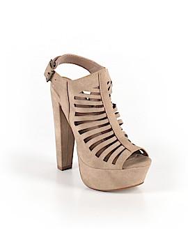 Charlotte Russe Heels Size 6