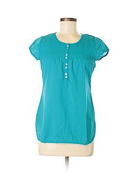 Fabindia Short Sleeve Blouse Size S
