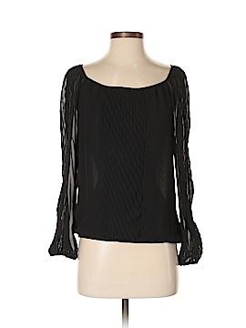 Max Studio Long Sleeve Blouse Size XS (Petite)