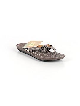 Clarks Flip Flops Size 5