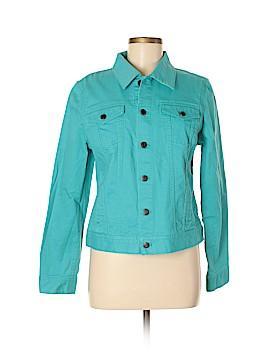 Talbots Denim Jacket Size M