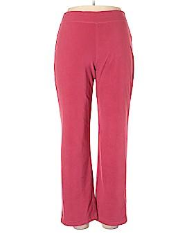L.L.Bean Fleece Pants Size M
