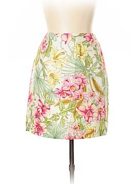 Boston Proper Silk Skirt Size 12