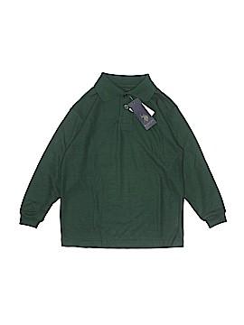 U.S. Polo Assn. Long Sleeve Polo Size 7