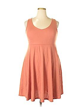 Torrid Casual Dress Size 0X (Plus)