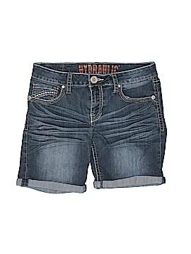 Hydraulic Denim Shorts Size 9 - 10