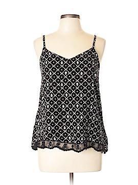 Hot Topic Sleeveless Blouse Size L