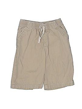 Jumping Beans Khaki Shorts Size 7