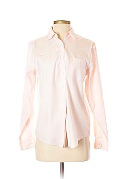 L.L.Bean Long Sleeve Button-Down Shirt Size S