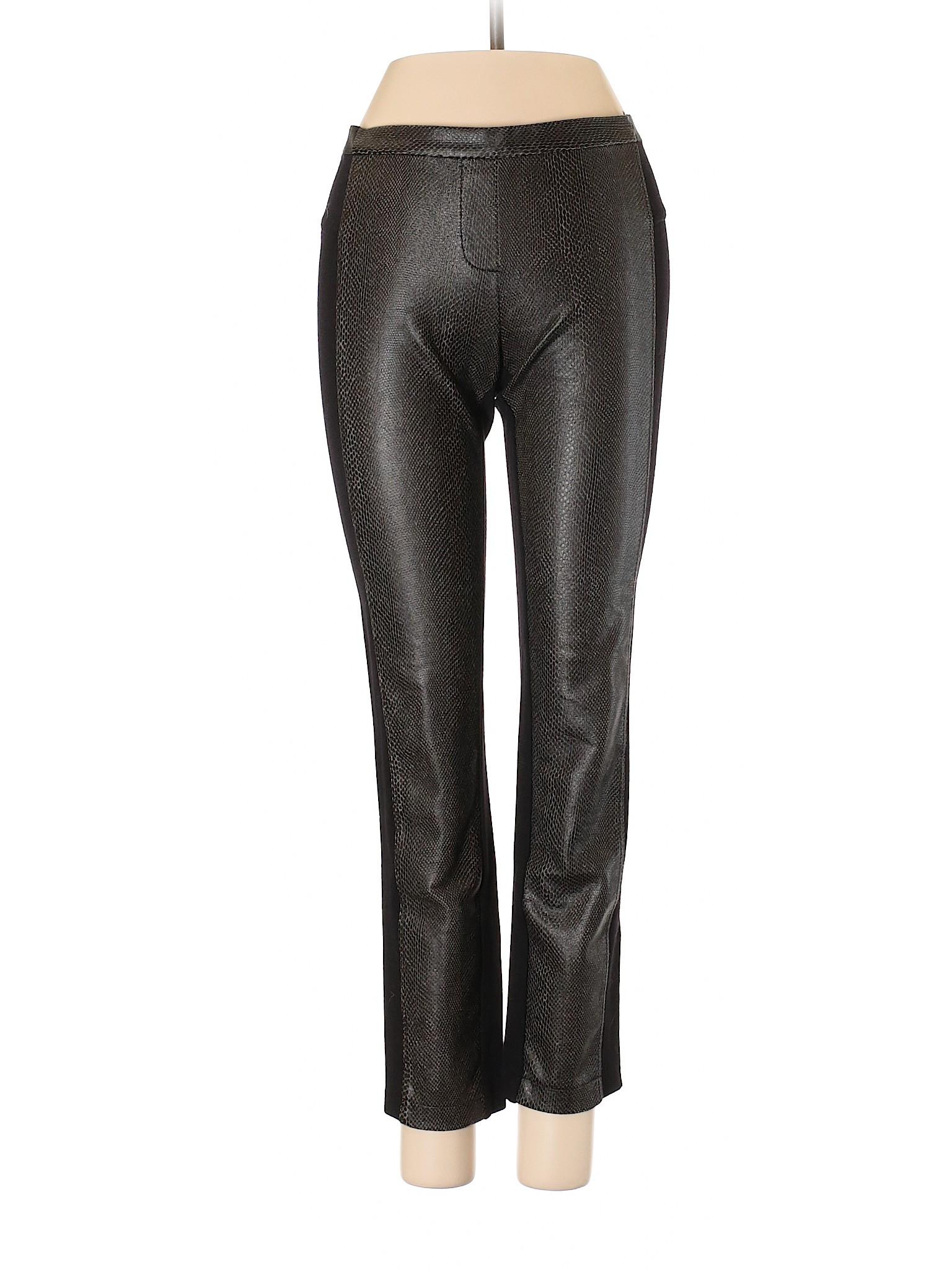 Leather Boutique BCBGMAXAZRIA Faux winter Pants wXqxwn0RPU